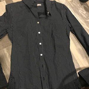 Tops - Banana Republic button down shirt size 4